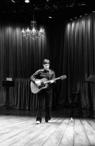 Brendan O'Shea at the Irish Repertory Theater Photo by Keena Gonzalez