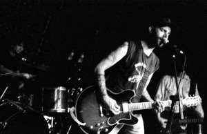 Lucero at The Casbah photo by Keena Gonzalez