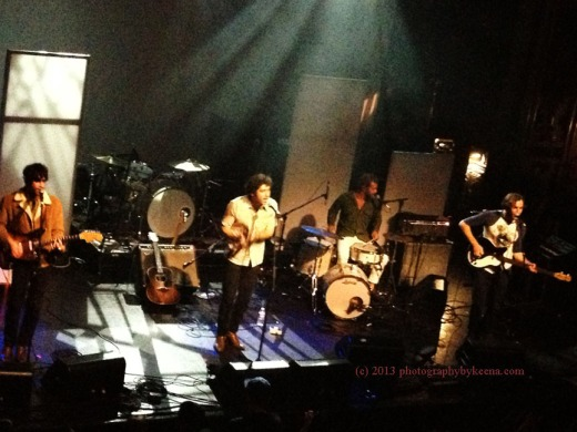 Allah Las at Webster Hall by Keena Gonzalez.