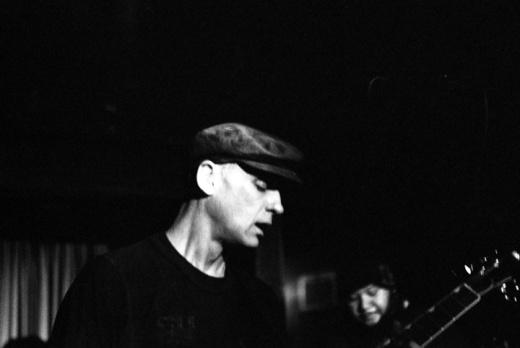 Goldenboy and Tony Martinez at Silverlake Lounge image by Keena Gonzalez