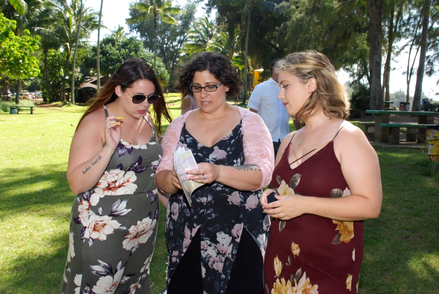 Wedding photo by Keena Gonzalez