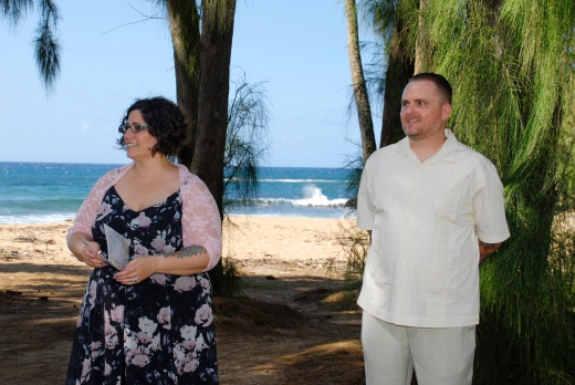 Wedding photo by Keena Gonzalez