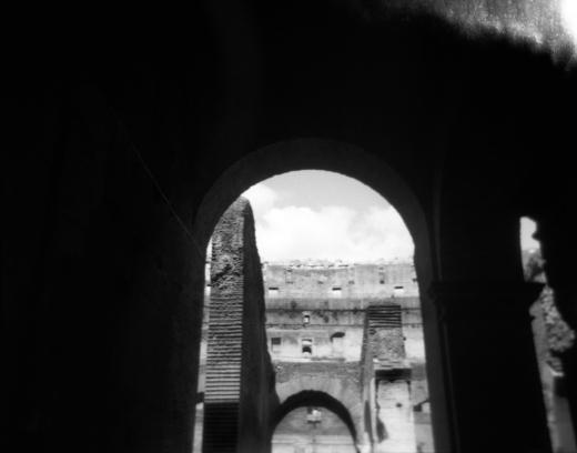 Coliseum by Keena Gonzalez